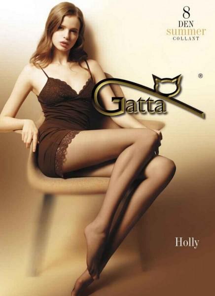 Gatta Feinstrumpfhose fuer Sommertage Holly 8 DEN