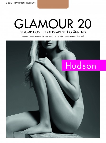 Hudson Dezent glänzende Feinstrumpfhose Glamour 20