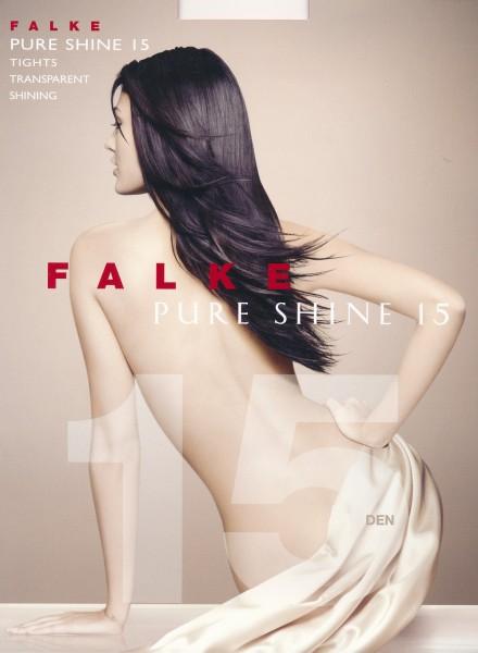 Falke - Transparente, glänzende Feinstrumpfhose Pure Shine 15